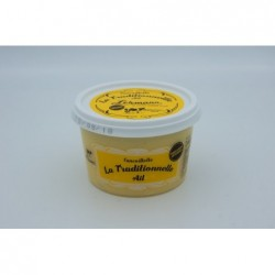 Cancoillotte Traditionnelle à l'Ail
