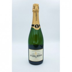 Champagne brut Tradition Jacques Robin